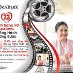 SeABank khuyến mãi lớn mừng 23 năm thành lập