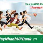 VPBank ra mắt thương hiệu vay tín chấp - Vay nhanh VPBank và chương trình khuyến mại Vay không thế chấp - Tặng ngay 6 triệu đồng