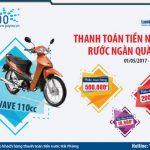 Ví Việt triển khai chương trình Thanh toán tiền nước, rước ngàn quà tặng