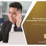 Vietcombank ra mắt sản phẩm thẻ tín dụng Vietcombank Visa Corporate