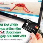 VPBank dành ưu đãi dành cho Khách hàng mua và sử dụng phần mềm Misa
