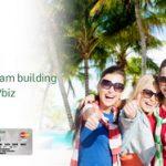 Hoàn tiền đến 5% khi thanh toán chi phí đặt phòng tại khách sạn, resort bằng Thẻ doanh nghiệp VPBiz