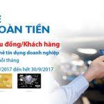 Cơ hội hoàn tiền đến 10 triệu đồng với thẻ MB Visa Commerce
