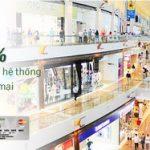 Hoàn tiền đến 5% khi thanh toán chi phí mua sắm tại trung tâm thương mại bằng Thẻ doanh nghiệp VPBiz