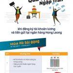 Mùa hè sôi động - Quà tặng ngập tràn cùng HongLeong Bank