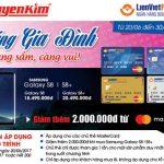 Khuyến mại cho chủ thẻ LienVietPostBank MasterCard tại Nguyễn Kim