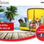 Hoàn tiền tới 30%, lên đến 3.000.000 VNĐ cho chủ thẻ Quốc tế Maritime Bank Mastercard khi đặt tour du lịch tại Vietravel