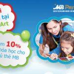 MB Private ưu đãi đặc biệt dành cho chủ thẻ MB tại Global Art