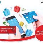 Cài ứng dụng Moca nhận quà thả ga cùng Maritime Bank