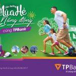 Tận hưởng mùa hè năng động với hàng ngàn quà tặng giá trị và cơ hội chu du lễ hội khắp thế giới cùng TPBank