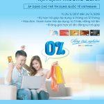 VietinBank ưu đãi 0% lãi suất khi mua hàng trả góp tại Mạnh Thường Quân