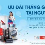 Mua sắm nhanh tay, hưởng ngay ưu đãi 500.000 đồng tại Nguyễn Kim