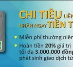 Chi tiêu liền tay, nhận ngay tiền thưởng cùng Eximbank