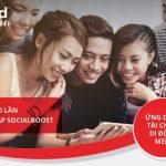 Tăng 100 lần thu nhập Socialboost cùng Maritime Bank