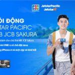Mùa hè sôi động với Jetstar Pacific và MB JCB Sakura