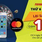 Giảm 10% khi mua sắm trực tuyến tại Nguyễn Kim dành cho chủ thẻ Eximbank-MasterCard