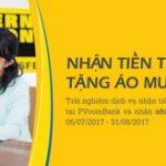 PVcomBank triển khai chương trình khuyến mãi kiều hối Western Union - Nhận tiền trúng Táo