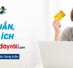 Hoàn tiền khi mua sắm trên Adayroi.com và thanh toán qua ngân hàng điện tử SHB