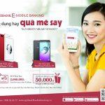 Trúng iPhone 7 Plus với Agribank E-Mobile Banking trong chương trình Ứng dụng hay – Quà mê say