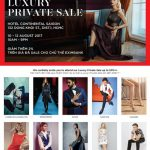 Luxury Private Sale giảm lên đến 50% và giảm thêm 2% dành riêng cho chủ thẻ quốc tế Eximbank