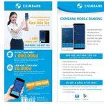Eximbank ra mắt phiên bản Mobile Banking 2017 với hơn 1.000 quà tặng