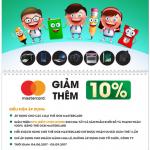 Ưu đãi mùa tựu trường 2017 tại Nguyễn Kim cùng thẻ OCB MasterCard