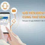 Chương trình khuyến mại Gửi tiền điện tử - Cùng thử vận may với PG Bank