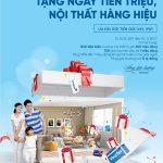 VietinBank tặng voucher mua sắm nội thất đến 300 triệu đồng