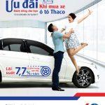 Mua xe ôtô tại Thaco – Hưởng ngay lãi suất ưu đãi chỉ từ 7,7%/năm dành cho khách hàng BIDV