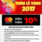 Chương trình khuyến mãi Nguyễn Kim – Tuần lễ vàng cùng Eximbank