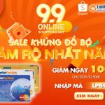 Khuyến mại cho Thẻ LienVietPostBank MasterCard trên Shopee