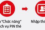 Maritime Bank triển khai dịch vụ đổi và tạo mã PIN thẻ miễn phí trên Internet Banking