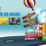 Chuỗi ưu đãi quốc tế cho chủ thẻ MB JCB Sakura
