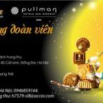 Ưu đãi đặc biệt dành cho chủ thẻ MB mua bánh trung thu tại Khách sạn Pullman Hà Nội