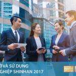 Ưu đãi khi mở và sử dụng thẻ doanh nghiệp Shinhan 2017