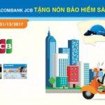 Mở thẻ Sacombank JCB tặng nón bảo hiểm sành điệu
