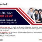 SeABank ra mắt gói sản phẩm Smart và VIP dành cho KHDN