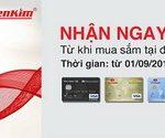 Nhận ngay 500.000 VND khi mua sắm tại Điện máy Nguyễn Kim dành cho khách hàng Techcombank