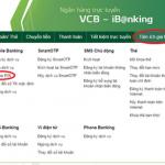 Vietcombank triển khai chương trình ưu đãi dành riêng cho khách hàng sử dụng phiên bản cũ chuyển đổi lên phiên bản mới của dịch vụ VCB-Mobile B@nking