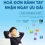 Hóa đơn rảnh tay - Nhận ngay ưu đãi từ VietinBank