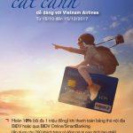 Khách hàng BIDV cất cánh dễ dàng với Vietnam Airlines