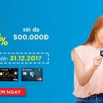 Mua online – giảm ngay 500.000đ với thẻ tín dụng Eximbank