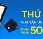 Thứ 6 online mua sắm cùng chủ thẻ Eximbank-MasterCard tại website Nguyễn Kim