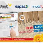 Đăng ký Autopay nhận ngay ưu đãi cùng HDBank