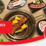 Hoàn tiền 30%, tới 500.000 đồng cho chủ thẻ Maritime Bank Mastercard khi thanh toán tại hệ thống các nhà hàng King BBQ, Seoul Garden, Hotpot Story, Sushi Kei