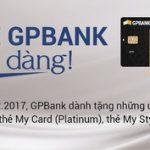 Mở thẻ dễ dàng cùng GPBank