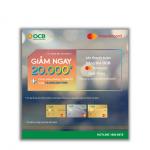 OCB giảm ngay 20,000 VNĐ khi thanh toán qua Payoo