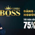 Đăng ký gói Combo boss của Sacombank