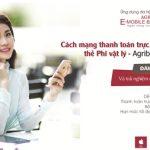 Cách mạng thanh toán trực tuyến với thẻ Phi vật lý - Agribank Vcard