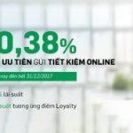 VPBank tặng 0,38% lãi suất cho khách hàng ưu tiên gửi tiết kiệm online